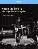 Blu-ray John Mayer: Where the Light Is