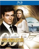 Blu-ray James Bond: Live and Let Die