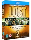 Blu-ray Lost: The Complete Second Season