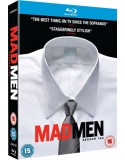 Blu-ray Mad Men: Season 1 & 2