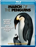 Blu-ray March Of The Penguins
