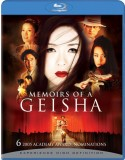 Blu-ray Memoirs Of A Geisha