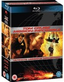Blu-ray Mission: Impossible - Ultimate Missions Collection