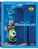 Blu-ray Monsters, Inc.