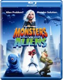Blu-ray Monsters vs. Aliens