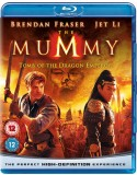 Blu-ray The Mummy: Tomb of the Dragon Emperor