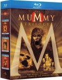 Blu-ray The Mummy Trilogy
