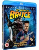 Blu-ray My Name Is Bruce