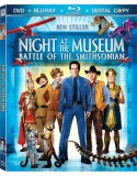 Blu-ray Night At The Museum: Battle of the Smithsonian