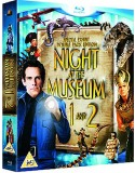 Blu-ray Night At The Museum 1 & 2