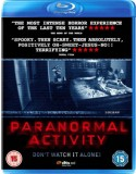 Blu-ray Paranormal Activity
