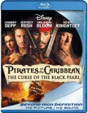 Blu-ray Pirates of the Caribbean: The Curse of the Black Pearl
