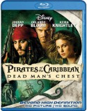 Blu-ray Pirates of the Caribbean: Dead Man's Chest
