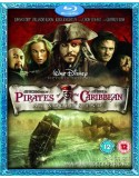 Blu-ray Pirates of the Caribbean: At World's End