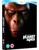 Blu-ray Planet of the Apes Collection
