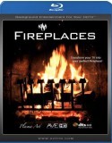 Blu-ray Plasma Art: Fireplaces
