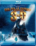 Blu-ray The Polar Express Presented in 3-D