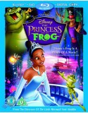 Blu-ray The Princess And The Frog