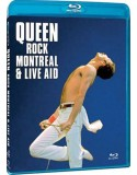 Blu-ray Queen - Rock Montreal & Live Aid