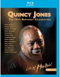 Blu-ray Quincy Jones' 75th Birthday Celebration