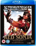 Blu-ray Red Sonja