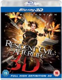 Blu-ray Resident Evil: Afterlife 3D