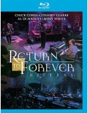 Blu-ray Return To Forever: Returns - Live At Montreux 2008