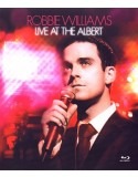 Blu-ray Robbie Williams: Live At The Royal Albert Hall