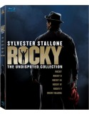 Blu-ray Rocky: The Undisputed Collection