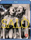 Blu-ray Salo, or The 120 Days of Sodom