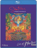 Blu-ray Santana: Hymns for Peace, Live at Montreux 2004