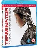 Blu-ray Terminator - The Sarah Connor Chronicles: Season 1 & 2