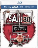 Blu-ray Saw 3D: The Final Chapter