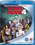 Blu-ray Scary Movie 4