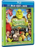 Blu-ray Shrek Forever After