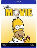 Blu-ray The Simpsons Movie