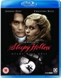 Blu-ray Sleepy Hollow