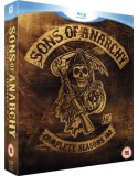 Blu-ray Sons of Anarchy: Complete Seasons 1 & 2