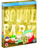 Blu-ray South Park: The Complete Thirtheenth Season