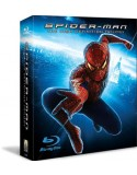 Blu-ray Spider-Man Trilogy