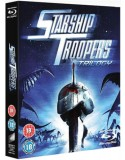 Blu-ray Starship Troopers Trilogy