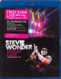 Blu-ray Stevie Wonder: Live at Last