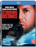 Blu-ray Striking Distance