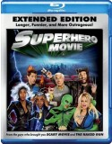 Blu-ray Superhero Movie
