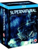 Blu-ray Supernatural: Seasons 1-5