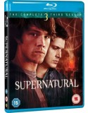 Blu-ray Supernatural: The Complete Third Season