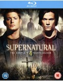 Blu-ray Supernatural: The Complete Fourth Season