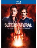 Blu-ray Supernatural: The Complete Fifth Season