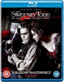 Blu-ray Sweeney Todd: The Demon Barber Of Fleet Street