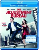 Blu-ray The Adjustment Bureau